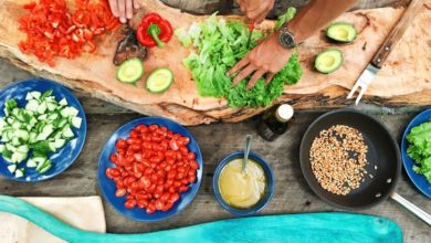 Photo of مصادر البروتين للنباتيين: إليكم 13 بديل للبروتين الكامل للحمية الغذائية النباتية